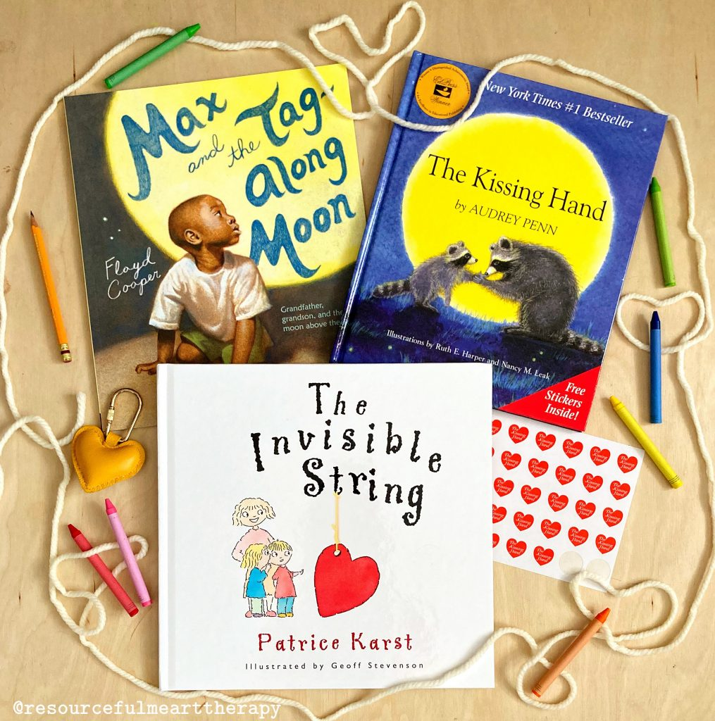 Photo of several children's books